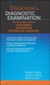 Ebook in inglese DeGowin's Diagnostic Examination Brown, Donald D. , DeGowin, Richard L. , LeBlond, Richard F.