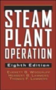Foto Cover di Steam Plant Operation, Ebook inglese di AA.VV edito da McGraw-Hill Education
