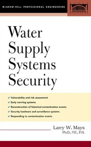 Ebook in inglese Water Supply Systems Security Mays, Larry