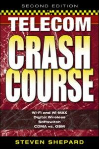 Ebook in inglese Telecom Crash Course Shepard, Steven