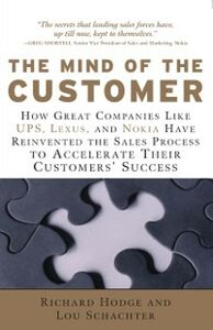 Ebook in inglese Mind of the Customer Hodge, Richard , Schachter, Lou