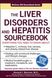 Ebook in inglese Liver Disorders and Hepatitis Sourcebook Worman, Howard
