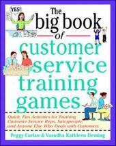 Big Book of Customer Service Training Games