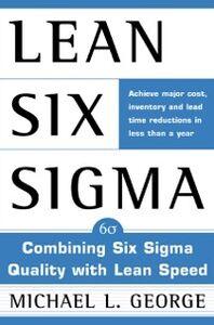 Ebook in inglese Lean Six Sigma George, Michael
