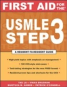 Ebook in inglese First Aid for the USMLE Step 3 Ahmed, Murtuza , Bhushan, Vikas , Le, Tao , O'Connell, Patrick