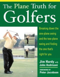 Ebook in inglese Plane Truth for Golfers Andrisani, John , Hardy, Jim