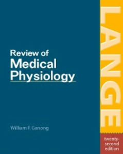 Ebook in inglese Review of Medical Physiology Ganong, William F.