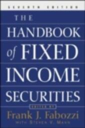 Handbook of Fixed Income Securities