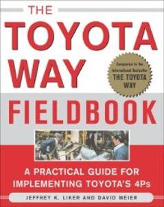 Ebook in inglese Toyota Way Fieldbook Liker, Jeffrey K. , Meier, David