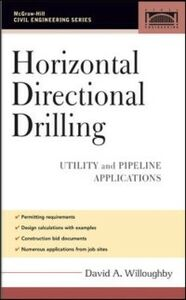 Ebook in inglese Horizontal Directional Drilling (HDD) Willoughby, David
