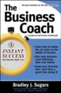 Ebook in inglese Business Coach Sugars, Brad , Sugars, Bradley