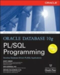Foto Cover di Oracle Database 10g PL/SQL Programming, Ebook inglese di AA.VV edito da McGraw-Hill Education