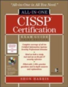 Foto Cover di CISSP All-in-One Exam Guide, Third Edition, Ebook inglese di Shon Harris, edito da McGraw-Hill Education