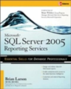 Ebook in inglese Microsoft SQL Server 2005 Reporting Services Larson, Brian