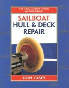 Ebook in inglese Sailboat Hull and Deck Repair Casey, Don