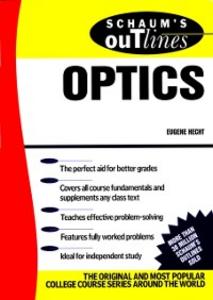 Ebook in inglese Schaum's Outline of Optics Hecht, Eugene