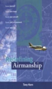 Ebook in inglese Redefining Airmanship Kern, Tony