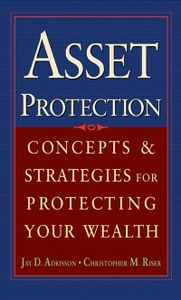 Ebook in inglese Asset Protection Adkisson, Jay , Riser, Chris