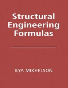 Ebook in inglese Structural Engineering Formulas Mikhelson, Ilya
