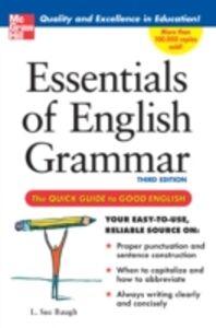 Foto Cover di Essentials of English Grammar, Ebook inglese di L. Baugh, edito da McGraw-Hill Education