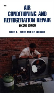 Ebook in inglese Air Conditioning and Refrigeration Repair Fischer, Roger