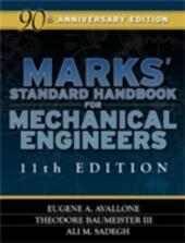 Marks'Standard Handbook for Mechanical Engineers