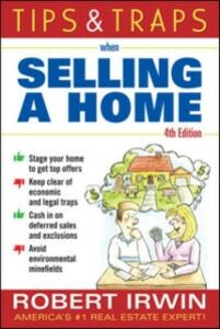 Ebook in inglese Tips and Traps When Selling a Home Irwin, Robert