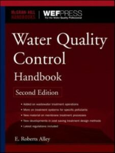 Ebook in inglese Water Quality Control Handbook, Second Edition Alley, E.