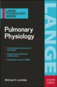 Ebook in inglese Pulmonary Physiology, Seventh Edition Levitzky, Michael G.