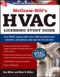Ebook in inglese McGraw-Hill's HVAC Licensing Study Guide Miller, Mark , Miller, Rex
