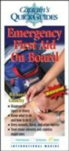 Ebook in inglese Emergency First Aid On Board Clinchy, Richard