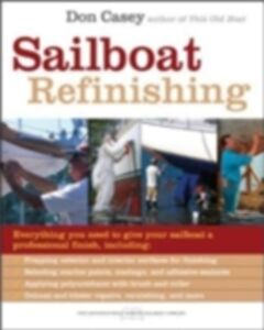Ebook in inglese Sailboat Refinishing Casey, Don