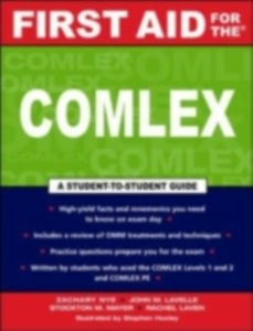 Ebook in inglese First Aid for the COMLEX Lavelle, John M. , Laven, Rachel , Mayer, Stockton M. , Nye, Zachary