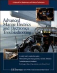 Foto Cover di Advanced Marine Electrics and Electronics Troubleshooting, Ebook inglese di Edwin Sherman, edito da McGraw-Hill Education
