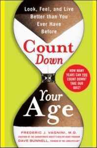 Ebook in inglese Count Down Your Age Bunnell, David , Vagnini, Frederic