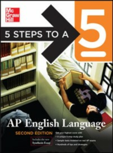 Ebook in inglese 5 Steps to a 5 English Language, Second Edition Murphy, Barbara , Rankin, Estelle M.