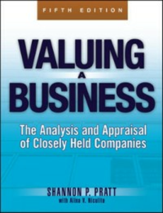 Ebook in inglese Valuing a Business, 5th Edition Pratt, Shannon P.