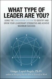 Ebook in inglese What Type of Leader Are You? Lapid-Bogda, Ginger