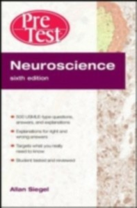 Ebook in inglese Neuroscience PreTest Self-Assessment and Review, Sixth Edition Siegel, Allan