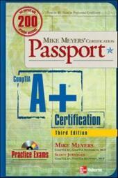 Mike Meyers'A+ Certification Passport, Third Edition