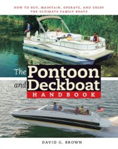 Ebook in inglese Pontoon and Deckboat Handbook Brown, David
