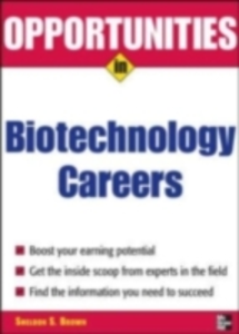Ebook in inglese Opportunities in Biotech Careers Brown, Sheldon