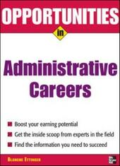 Opportunities in Administrative Assistant Careers