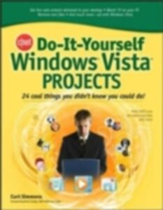 Ebook in inglese CNET Do-It-Yourself Windows Vista Projects Simmons, Curt
