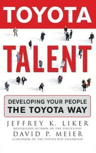Ebook in inglese Toyota Talent Liker, Jeffrey K. , Meier, David