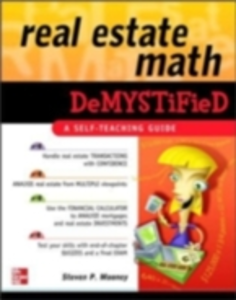 Ebook in inglese Real Estate Math Demystified Mooney, Steven P.