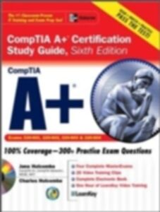 Ebook in inglese A+ Certification Study Guide, Sixth Edition Holcombe, Charles , Holcombe, Jane