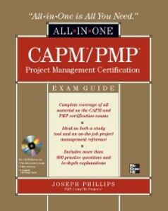 Ebook in inglese CAPM/PMP Project Management All-in-One Exam Guide Phillips, Joseph