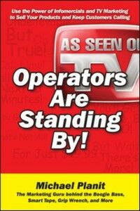 Foto Cover di Operators Are Standing By, Ebook inglese di Michael Planit, edito da McGraw-Hill Education