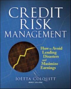 Ebook in inglese Credit Risk Management Colquitt, Joetta